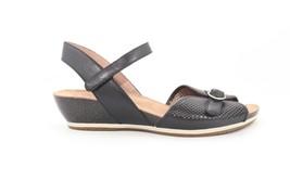 Dansko Vanna Full Grain Sandals Black Women's Size EU 38 ()6044 - $130.00