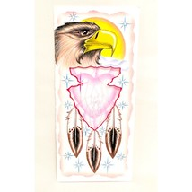 Native American Note Cards Eagle - $15.65 CAD