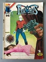 Fantomas #567 La Amenaza Elegante, 1982 Comic Book Spanish Editorial Novaro - $5.83