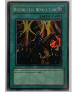 Super Rare Restructer Revolution YuGiOh Card DL5-EN001 Light Play  - $2.89