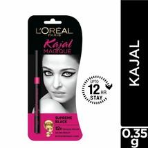 Loreal Paris Kajal Magique 0.35g, Negro, (Pack De 1) - $10.56