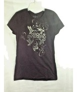 Duck Dynasty Girls Fitted Graphic T-Shirt Sz XLG Black w/ Graphic NWT - $7.99