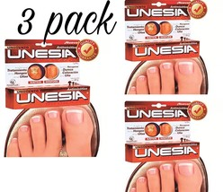 Unesia Cream Athlete's Foot Antifungal Cont. Neto 20g. 3 Pack - $34.99