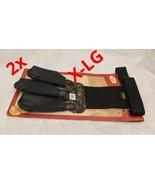 2 Archery Gloves XL Three Finger Glove Allen Mossy Oak USA Made NEW - $9.79