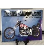 The Harley-Davidson Legend by Martin Norris (2003, Hardcover)  - $19.75