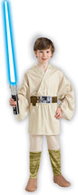 Rubie's Star Wars Classic Luke Skywalker Child Costume, X-Small - £38.26 GBP