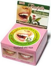 ISME Rasyan Herbal Clove Toothpaste Tooth paste Anti Bacteria Bad Breath... - $4.00