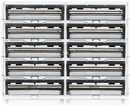 100 Personna Twin Pivot Plus Blades for Trac2 and Atra Razors - $22.25