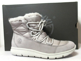 TIMBERLAND BOLTERO WARM LINED WOMEN'S Gray Waterproof Lightweight Boots ... - $79.19+