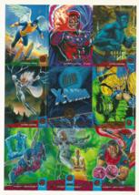 X-MEN Premiere Edition 1994 Fleer Ultra 8-CARD Jumbo Promo Card - $4.95