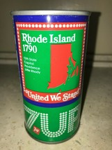 7 UP UNCLE SAM CAN 1976, RHODE ISLAND, AIR FILLED NEVER OPENED!! - $14.99
