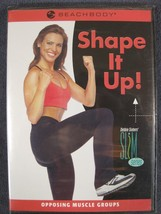 Debbie Siebers Slim in 6 Shape It Up Beachbody DVD New Sealed Opposing M... - $10.95