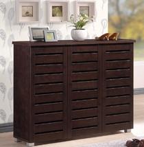 Shoe Storage Organizer Cabinet Entryway Mudroom... - $289.00