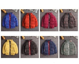 Boys Jacket  Autumn Solid Polyester Warm Outerwear Boy Coats 4 To 8 Year... - $27.25+