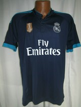 Real Madrid 2014 FIFA World Champions Cristiano Ronaldo Soccer Jersey Me... - $49.99