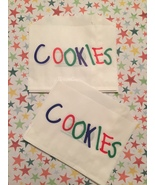 Cookie Bags 37 Bags! Cute Graphics Perfect for Parties-Cookie Monster-Fa... - $8.79
