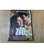 Zid (Karanvir Sharma, Mannara) (Bollywood) (Hindi) (2014) (DVD) - $0.99
