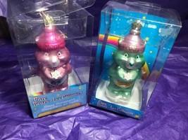 2005 Care Bears Christmas Ornament - Blown Glass - NIB! American Greetings - $9.88