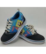 Heelys Sneakers pro 20 Prints Spongebob Squarepants Size 1Y - $39.59