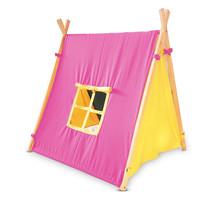 Montesorri wooden kids play tent indoor outdoor Svava wooden kids play tent - $85.00