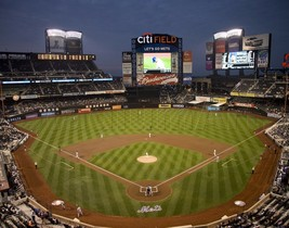 "NY New York Mets Citi Field MLB Baseball Stadium Photo 11""x14"" Print 1 - $24.99"