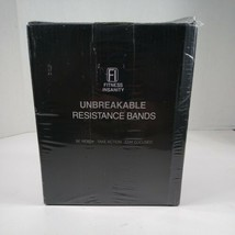 Fitness Insanity Unbreakable Resistance Bands Set - 5-Piece Exercise Bands - $24.74