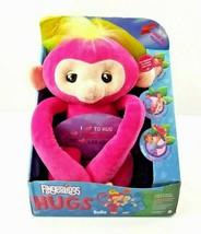 Fingerlings HUGS - Bella (Pink) - Advanced Interactive Plush Baby Monkey Sounds - $19.99