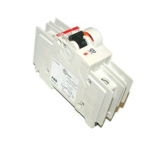 Abb S201 Dc K2A Single Pole 2 Amp Circuit Breaker W/AUXILIARY 60 Vdc - $19.99