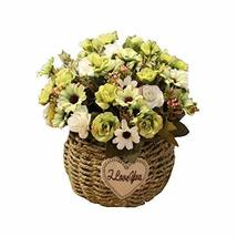 George Jimmy Artificial Flowers Cafe Decoration Table Ornaments-A1 - $22.64