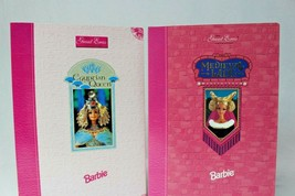 Barbie Egyptian Queen and Medieval Lady. The Great Eras Collection - $79.95