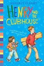 Henry and the Clubhouse (Henry Huggins, 5) [Paperback] Cleary, Beverly a... - $2.96