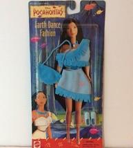 Pocahontas Earth Dance Fashion Dress Outfit Doll Disney Blue Sun 2 Piece... - $12.97