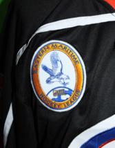 Custom Name # Halifax Highlanders Retro Hockey Jersey Black Glatt #69 Any Size image 4