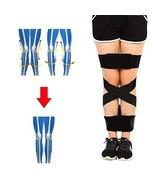 Leg Corrector Straps O/X Type Leg Correction Beauty Straighten Tape Band... - $33.85