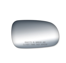 Right Passenger Mirror Glass Lens w/Adhesive for Various Honda, Acura Mo... - $16.78
