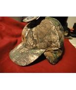 CARHARTT & REALTREE CAMO HAT  - $23.33