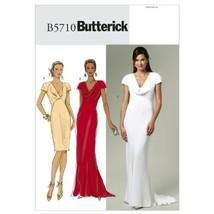 Butterick Patterns B5710 Misses' Dress, Size A5 (6-8-10-12-14) - $14.70
