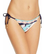 Trina Turk Electric Wave Side Tie Bikini Bottom, Multi, 2 - $26.46