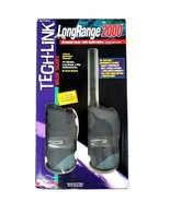 Tech-Link Long Range 2000 Walkie Talkies 2 Way Connection - $42.06