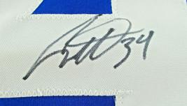 AUSTON MATTHEWS / TORONTO MAPLE LEAFS / HAND SIGNED CUSTOM HOCKEY JERSEY / COA image 5