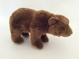 "Ganz WEBKINZ Signature brown ENDANGERED BROWN BEAR 12"" NO CODE plush - $12.19"