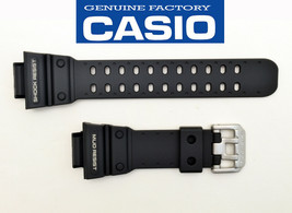 Genuine Casio ORIGINAL Watch band G-Shock BLACK Strap Rubber GX-56  GXW-56  - $74.95