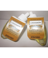 2 Bath & Body Works Wallflower Diffuser Refill Bulb Odor Neutralizing Ci... - $24.95
