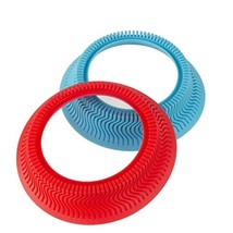 Sassy Spoutless Grow Up Cup - 2 Count Silicone Valve Replacement BPA Free Top-Ra image 1