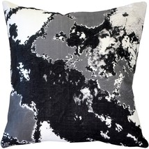 Pillow Decor - Lava Steps Throw Pillow 19x19 - $64.95