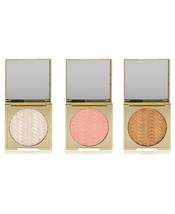 3 Piece Glitterati Culture Highlight & Glow Trio Set of Face Powder New - $24.74
