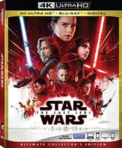 Star Wars: The Last Jedi (4K Ultra HD+Blu-ray+Digital, 2018) - $19.95