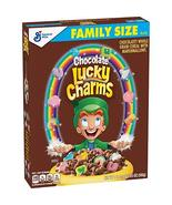 Chocolate Lucky Charms, Marshmallow Cereal with Unicorns, Whole Grain, 1... - $17.99