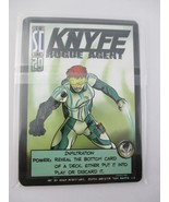 KNYFE - GTG SOTM Card Game Wrath of the Cosmos Promo (NM/MINT) - $10.00