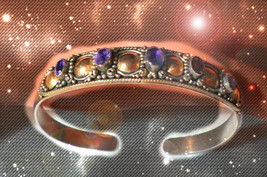 HAUNTED BRACELET HIGHEST LIGHT MAKE IT WORK OUT THIS TIME 2ND CHANCE OOA... - $11,007.77